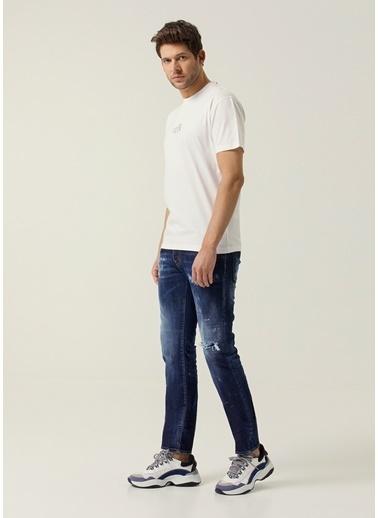 Dsquared2 Dsquared2 Cool Guy Straight Fit Jean Pantolon 101627938 Mavi